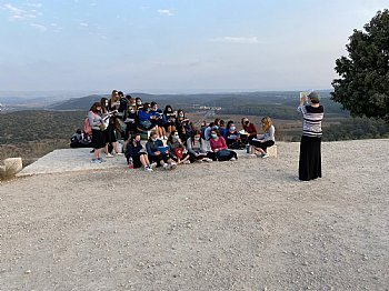 Outdoors Learning Where Tanach Happened Photos