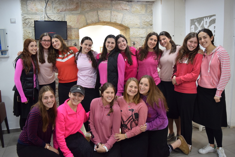 Yom Iyun - Shabbat and Pink Day