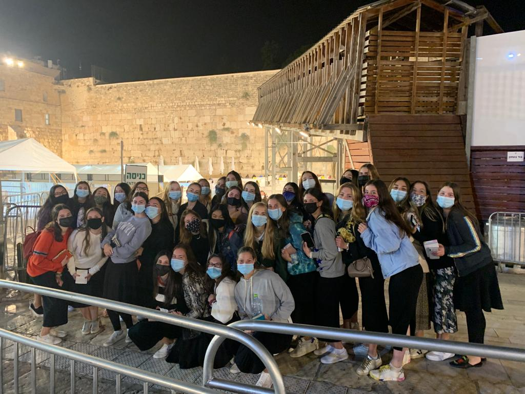 Parshat Lech Lecha: Nighttime at the Kotel